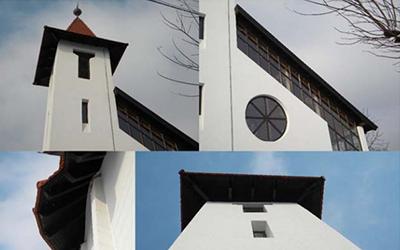 Biserica reformata din Timisoara