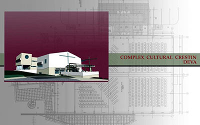 Complex cultural crestin Deva