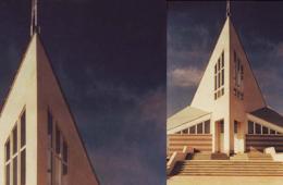 Neo-protestantische Kirche in Jebel