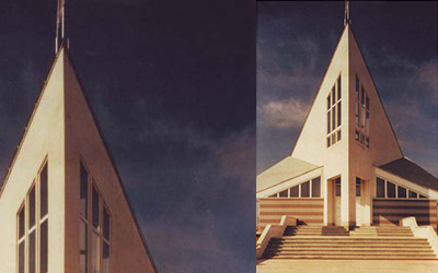 Neo-Protestant church in Jebel