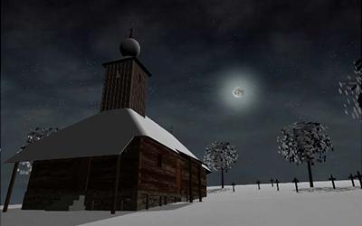Reabilitare biserica de lemn