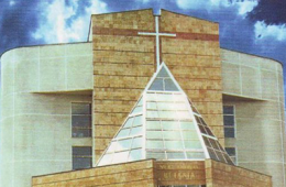 Neo-Protestant church in Arad