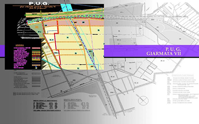 General Urban Plan of Giarmata Vii City