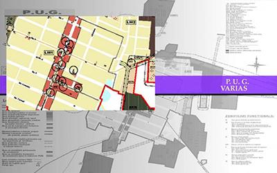 General Urban Plan of Varias City